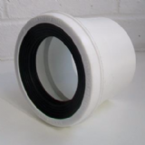 Pan Connector with Solvent Weld Soil Socket - 47DPV427